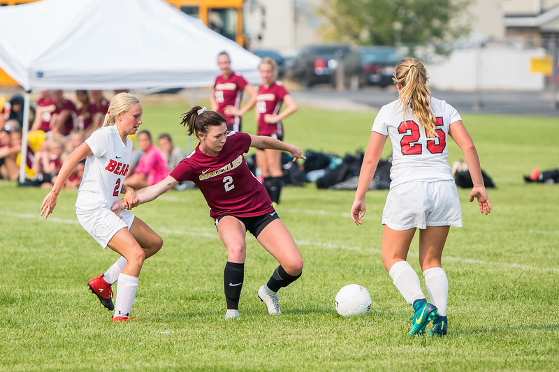 BRHS Girls Soccer VS Logan 357