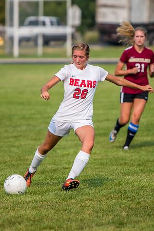 BRHS Girls Soccer VS Logan 490
