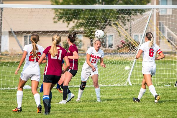 BRHS Girls Soccer VS Logan 476