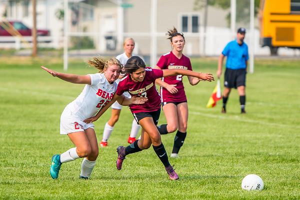 BRHS Girls Soccer VS Logan 353