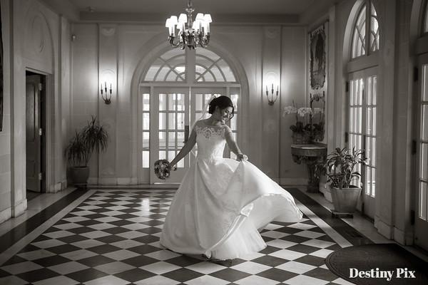 Lauren M  Bridal Pix