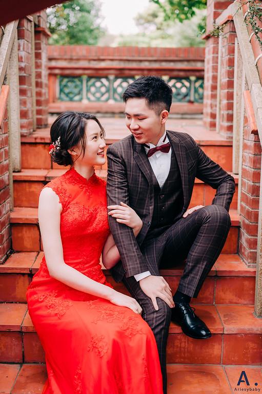 新娘秘書,婚紗造型,新莊婚紗包套,台北婚紗包套,旗袍造型,編髮造型,花藝造型