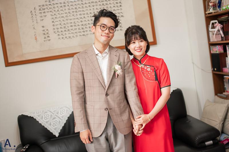 韓風新娘造型,短髮造型,台北新秘,韓系妝感,清透妝感,文定造型,新娘花藝造型