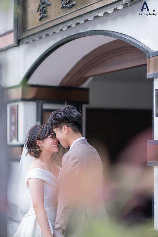 韓風新娘造型,短髮造型,台北新秘,韓系妝感,清透妝感,金蓬萊婚禮
