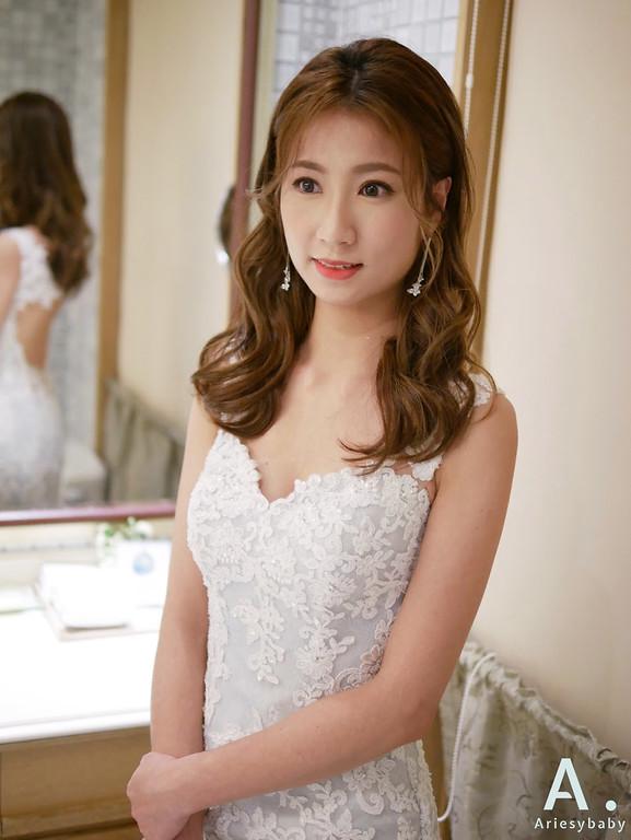 清透妝感,韓系造型,韓系放髮