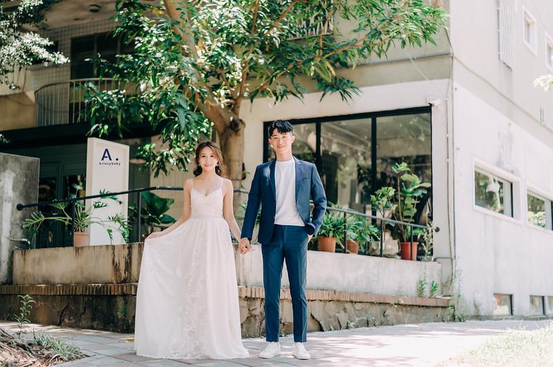 美式婚紗,新娘秘書,時裝造型,時裝新秘,時裝婚紗,沙崙海灘