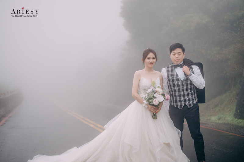 韓系婚紗,婚紗包套,魚尾白紗,婚攝大嘴,輕婚紗,Ariesy造型團隊