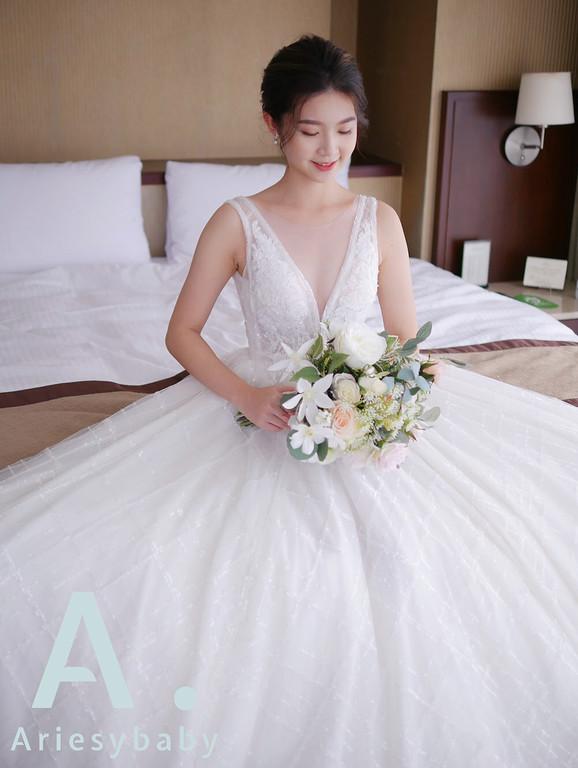 韓系妝感,氣質名媛風,自然清透,新娘秘書,新秘