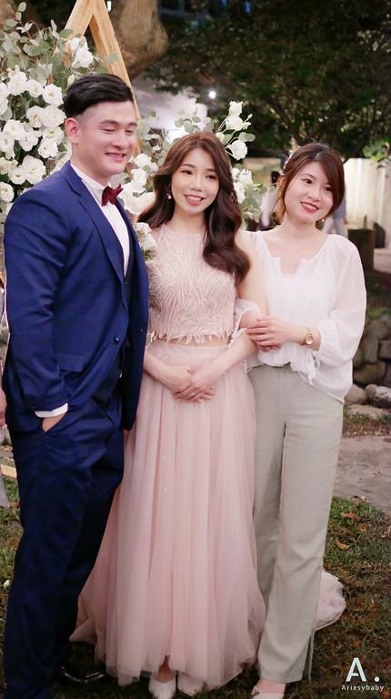 新娘秘書,美式婚禮,歐美新娘,放髮造型,1956Vintage,陽明山美國渡假村