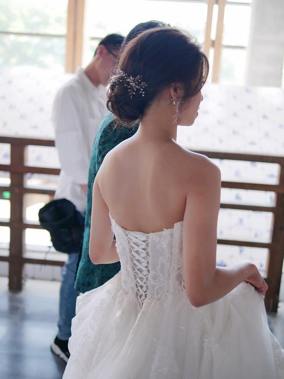 宜蘭新秘,清透妝感,歐美新娘造型,證婚造型,白紗造型,宜蘭傳藝老爺行旅