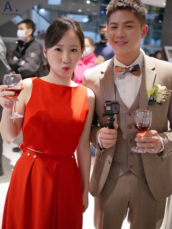 韓風新娘造型,時裝造型新秘推薦,台北新秘,韓系妝感,清透妝感,時裝感造型,新板彭園婚禮