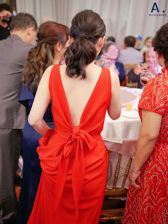 韓風新娘造型,時裝造型新秘推薦,台北新秘,韓系妝感,時裝感造型,清透妝感,新板彭園婚禮