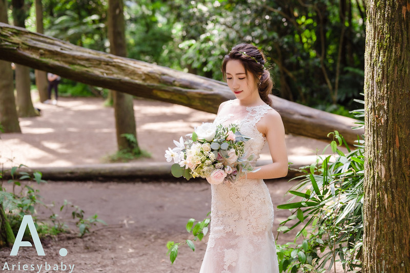 自然輕透,甜美系,黑森林,歐美妝感,編髮造型