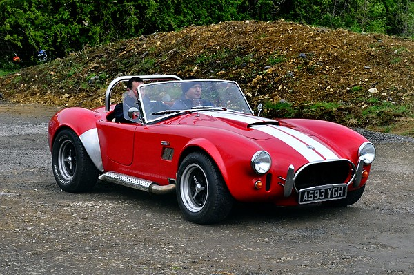 ac cobra replica kit car uk