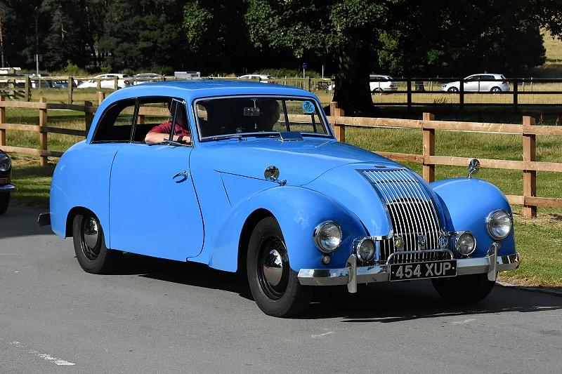 454 XUP ALLARD P1 1951