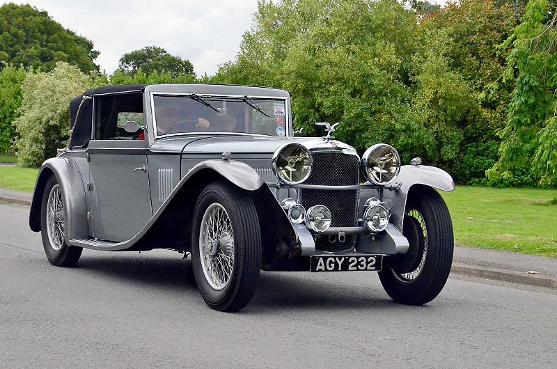 AGY 232 SPEED 20SA 1933