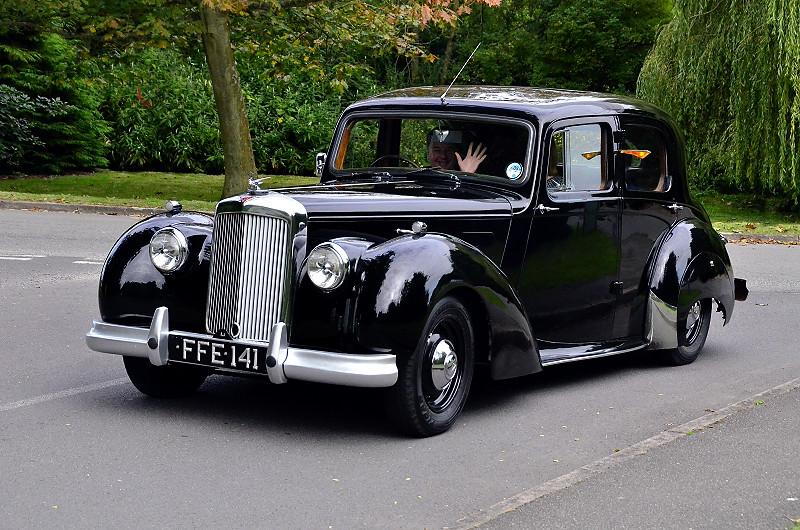 FFE 141 TA21 SALOON 1951