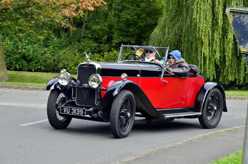 VU 3139 BETTLEBACK 1931