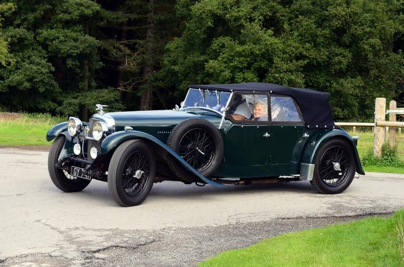 GY 741 ALVIS SP20 1932