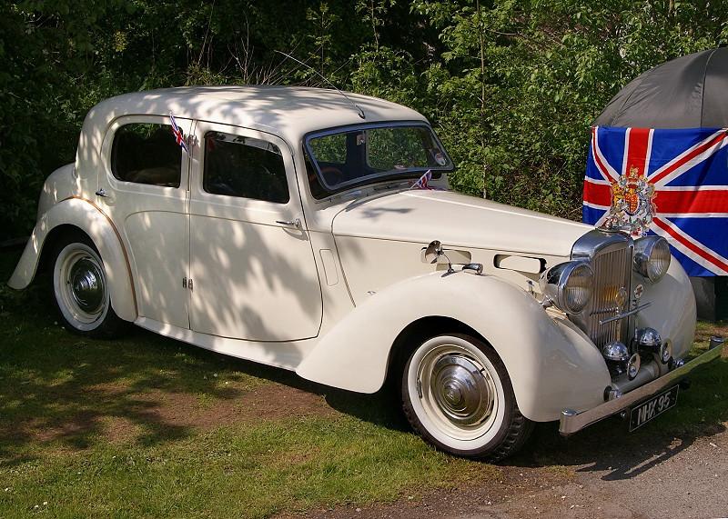 NHX 95 ALVIS TA14 1947