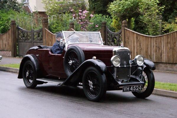 VH 4524 ALVIS SPEED 20 1932