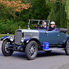 ALVIS 12-50 TE WIDE BODIED TOURER 1926-27