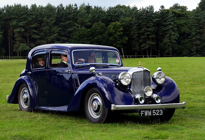 FWM 523 ALVIS TA14 1948