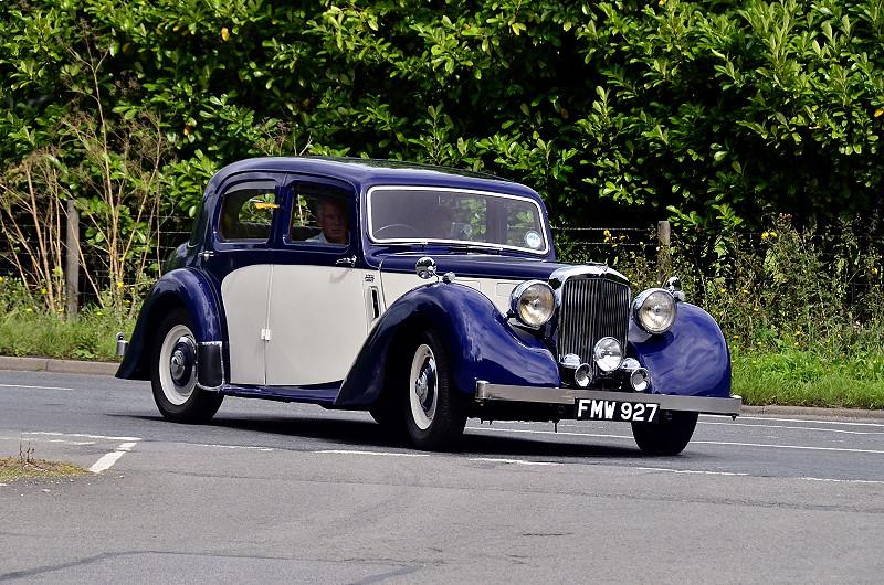 FMW 927 TA14 SALOON 1949