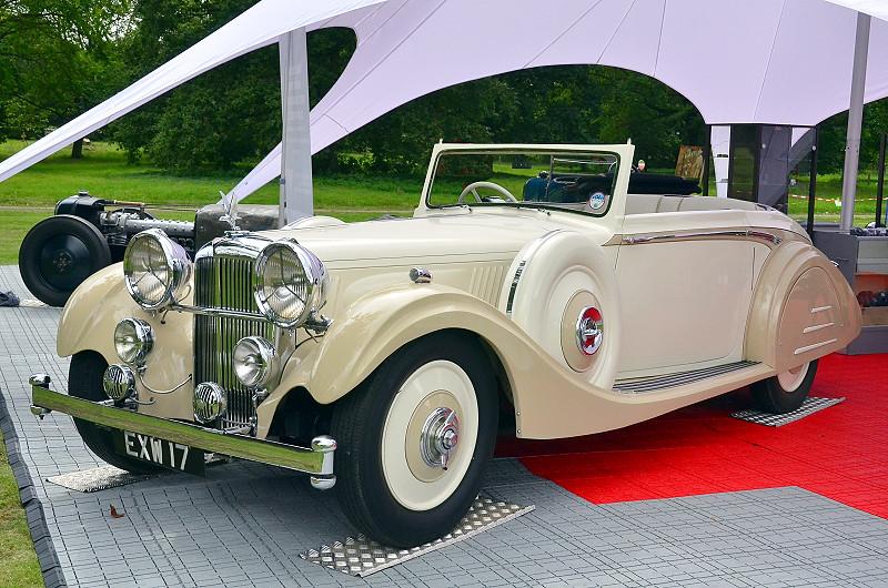 EXW 17 SPEED 25 SB 1938