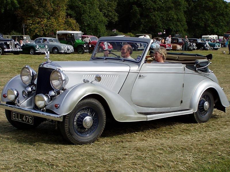 ELL 476 ALVIS 1937