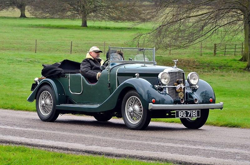 BG 7181 ALVIS 12-70 1938