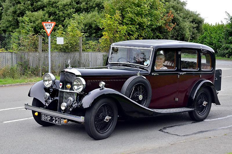 BHP 221 SPEED 20 SD 1936