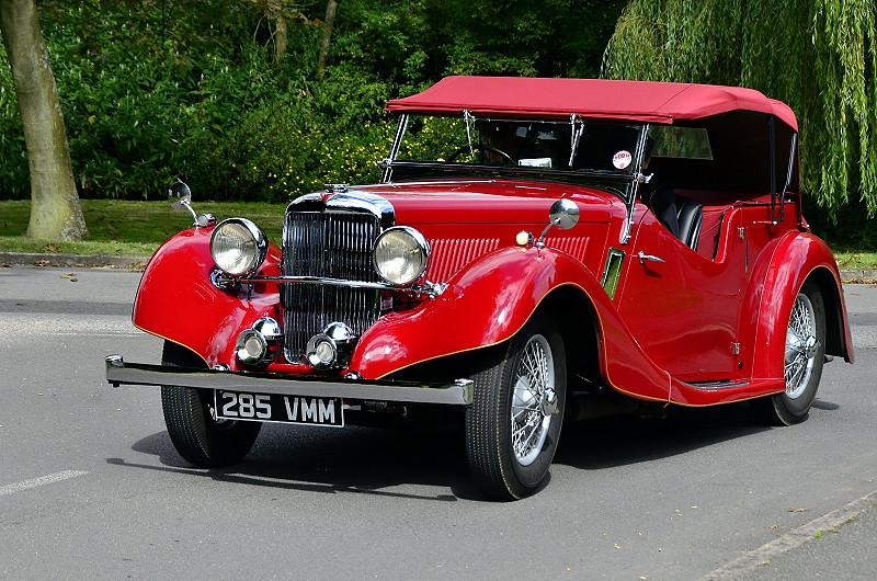 285 VMM 12-70 MULLINER TOURER 1939