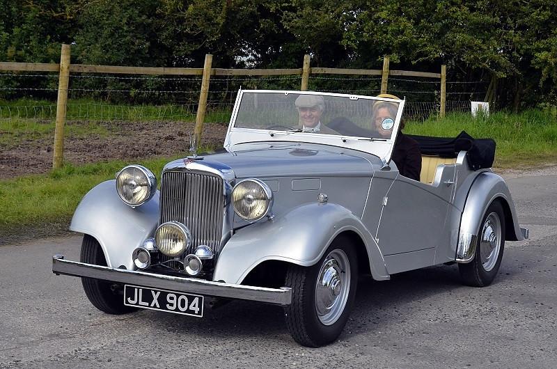 JLX 904 ALVIS TA 14 1948