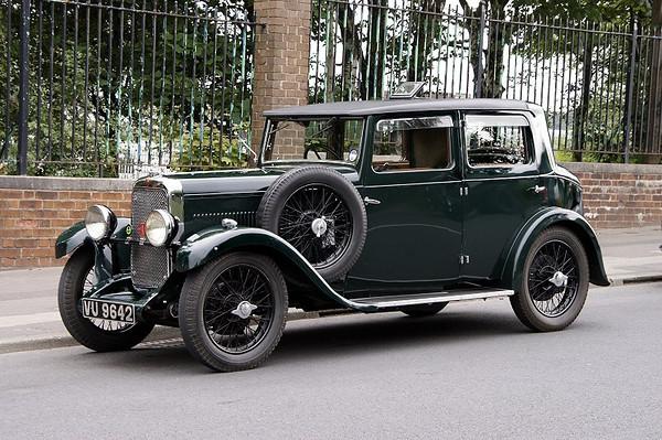 VU 9642 ALVIS TL 12-60 1932