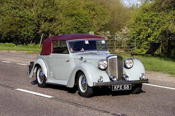 KPX 68 ALVIS TA 14 1949