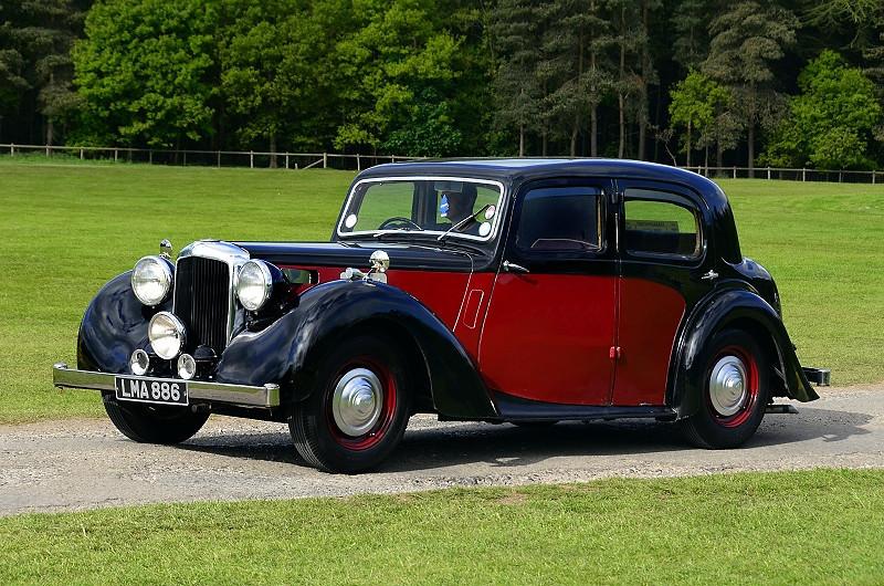 LMA 886 ALVIS 1949