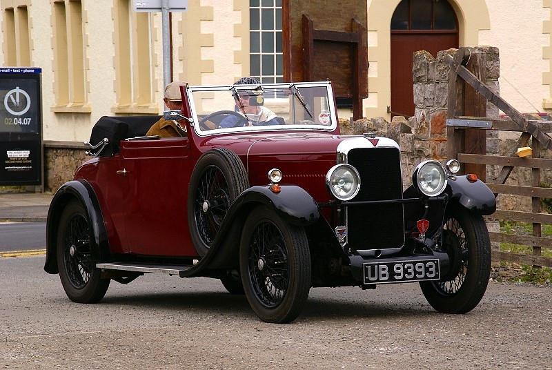 UB 9393 ALVIS TJ12-50 1932 (2)
