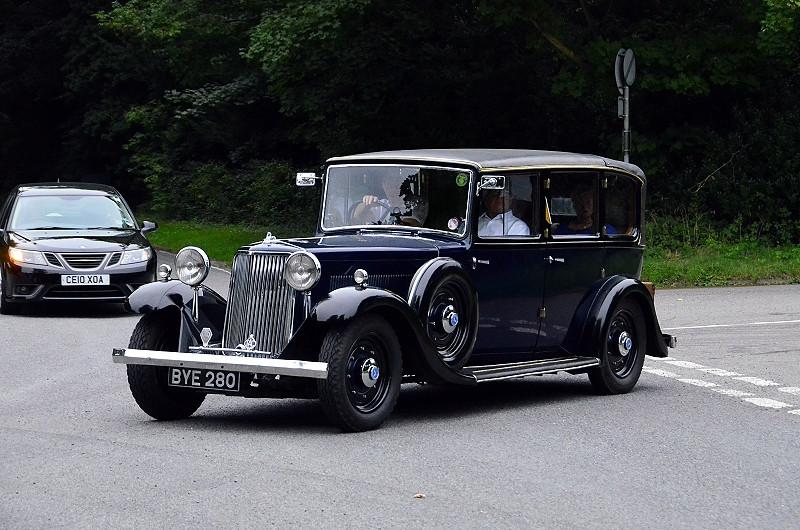 BYE 280 LONG 20 LANDAULETTE 1935