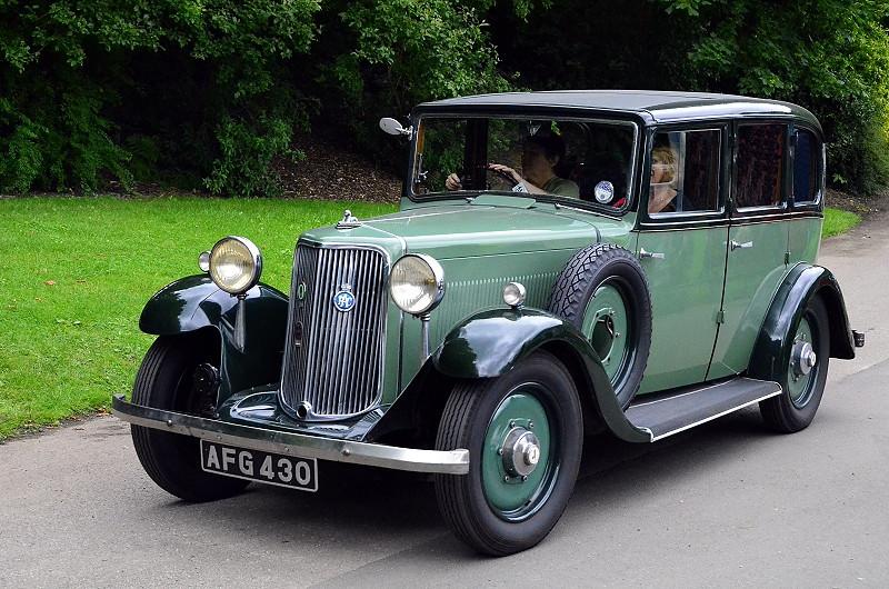 AFG 430 17 HP SALOON 1935
