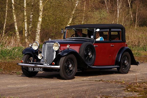 KV 5824 SIDDELEY SPECIAL SIX 1933