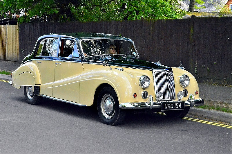 URD 154 ARMSTRONG SIDDELEY STAR SAPPHIRE 1960