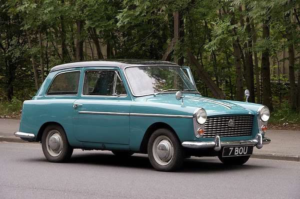 7 BOU A40 FARINA 1961