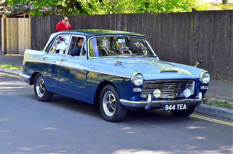 944 TEA AUSTIN A110 WESTMINSTER 1964