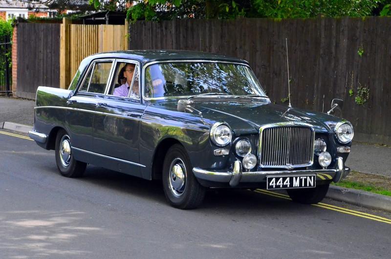 444 MTN AUSTIN PRINCESS  3L 1960