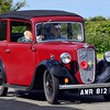 AWR 812 AUSTIN SEVEN PEARL CABRIOLET 1935