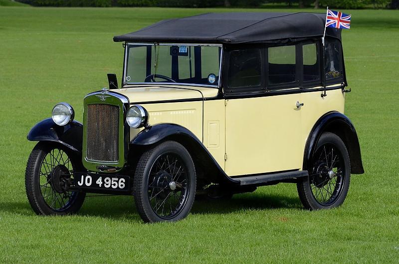 JO 4956 AH TOURER 1932