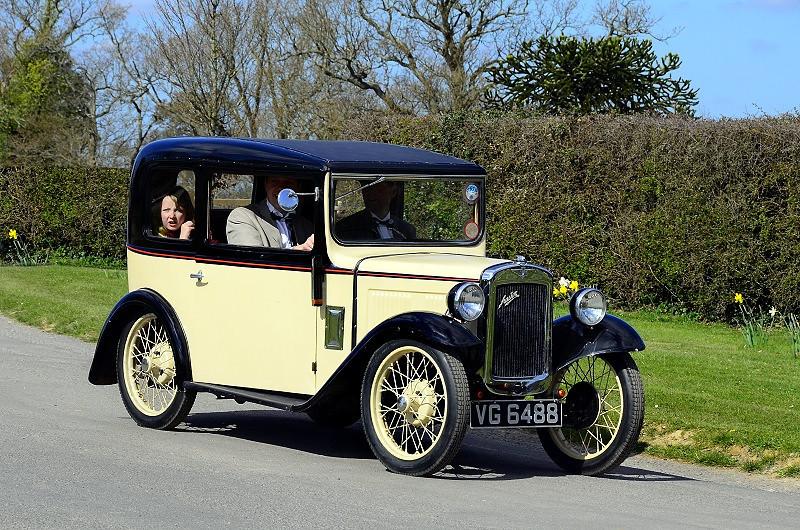 VG 6488 RP SALOON 1933