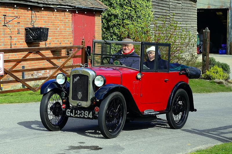 GJ 2394 TOURER 1929