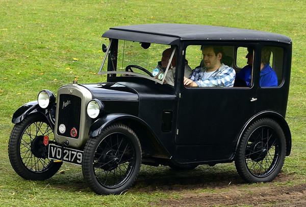 VO 2179 4 SEAT FABRIC 1929 -HENRIETTA-